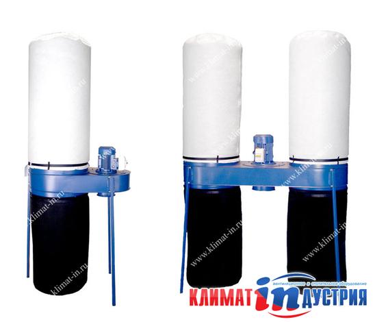 Пылеулавливающие агрегаты ПУА-М