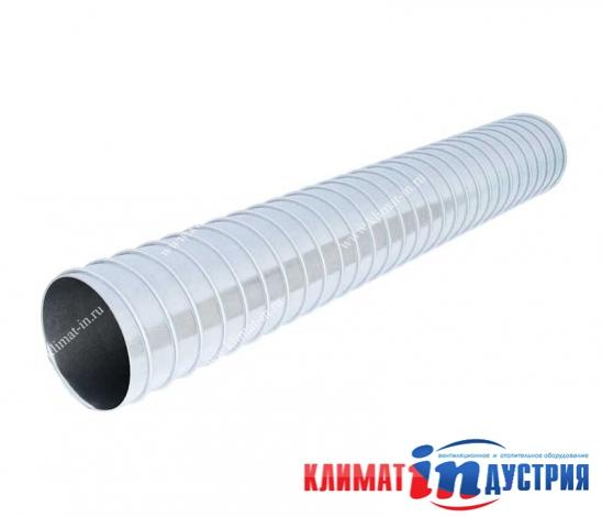 Воздуховод круглый спирально-навивной из оцинкованной стали